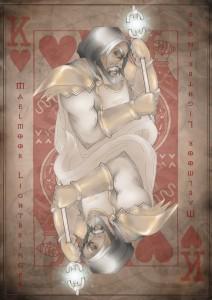 Maelmoor card by Calisar